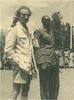 Marcel POCHET et le roi MUTARA Rudahigwa