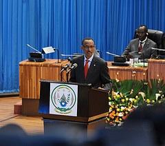 Kagame prône la réconciliation?